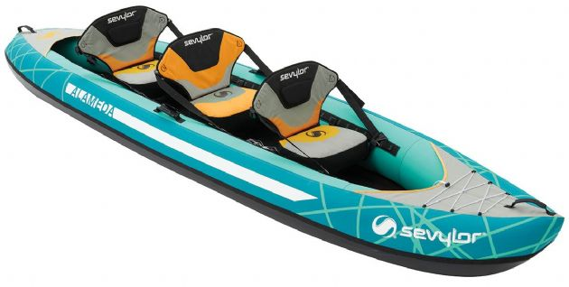 Sevylor Alameda™ inflatable kayak - Grasshopper Leisure